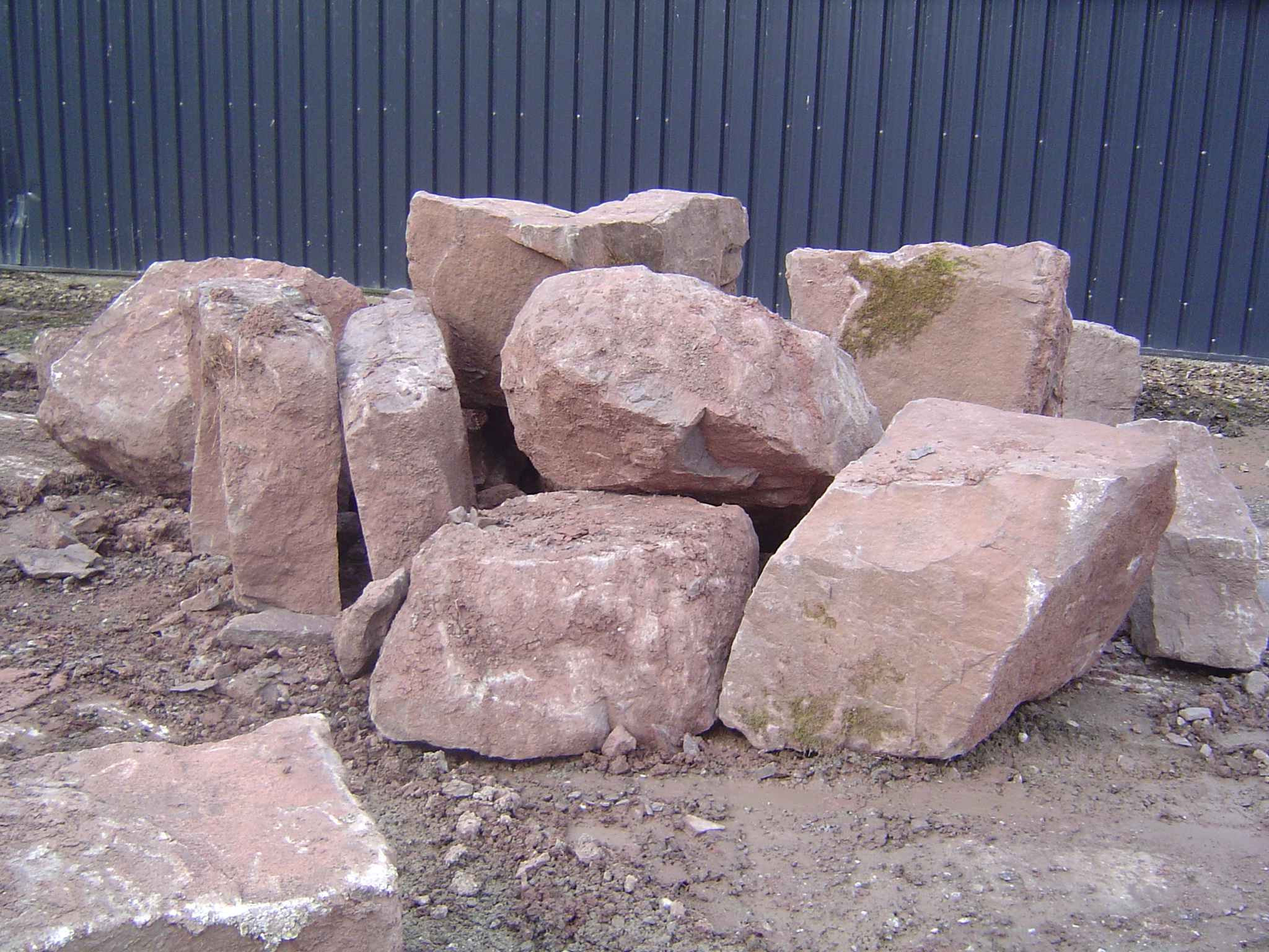 Garden Stones Large : Natural stone quarry bredwardine herefordshire landscaping
